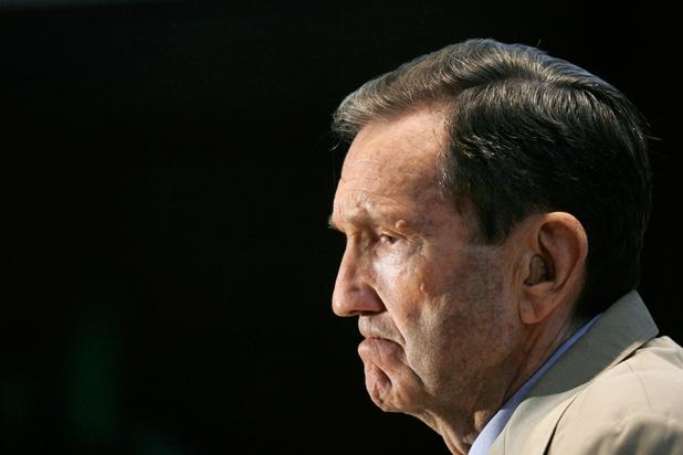Ramsey Clark, gewezen Amerikaans minister en ex-advocaat van Saddam Hoessein, overleden