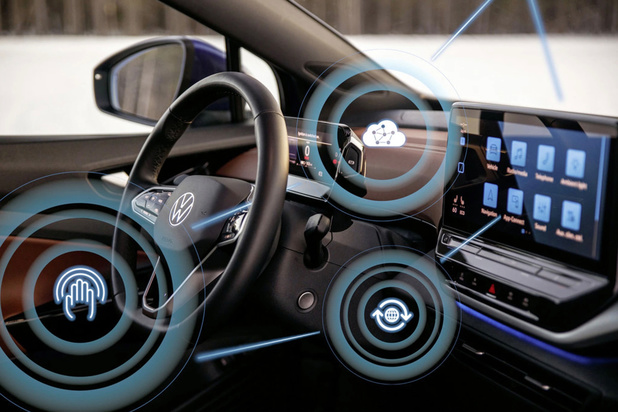 Des mises à jour mobiles pour les Volkswagen électriques