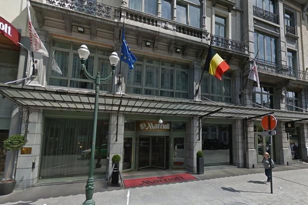 Près de 100 hôtels sur environ 160 en Région bruxelloise ont fermé leurs portes