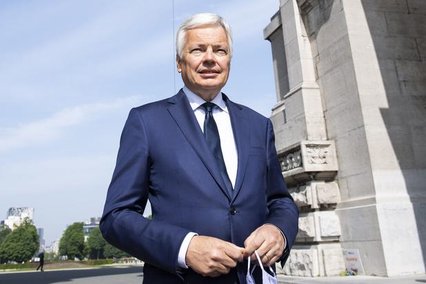 Reynders conseille à Bouchez de consulter avant de décider