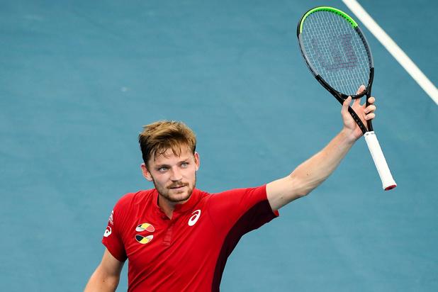België met perfect rapport voorbij Moldavië in ATP Cup
