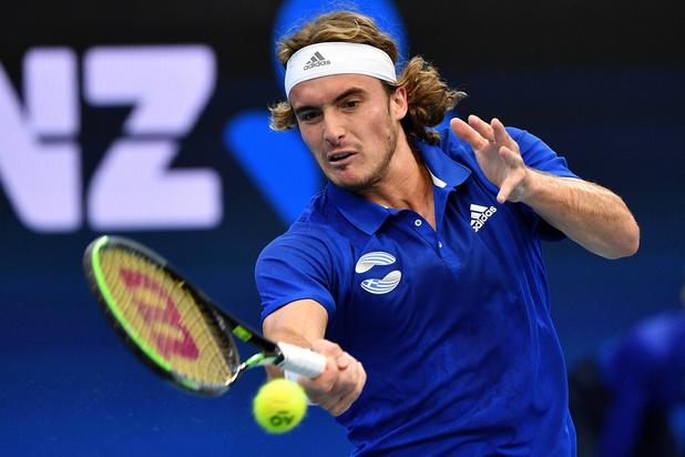 Wie is Stefanos Tsitsipas, de nieuwe Griekse oppergod van het tennis?