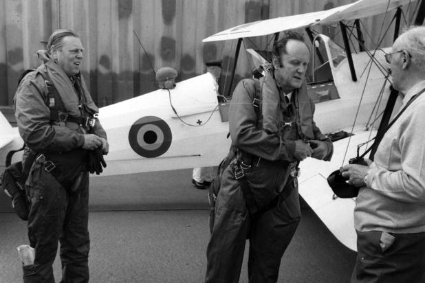 80 jaar geleden ontsnapten twee Belgische piloten naar VK om te blijven vechten tegen nazi's
