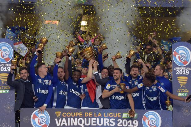 Geen Coupe de la Ligue meer vanaf volgend jaar