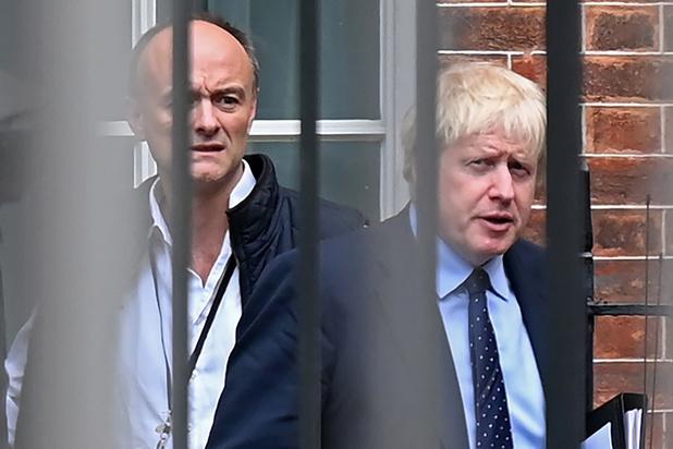 Le directeur de la communication de Boris Johnson démissionne — Royaume-Uni