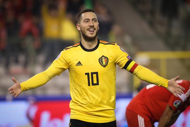 Hazard, De Bruyne én Vertonghen maken kans op plaatsje in UEFA's team van het jaar