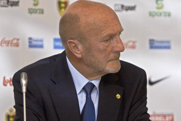 Robert Huygens aangeduid als bondsvoorzitter tot medio 2022