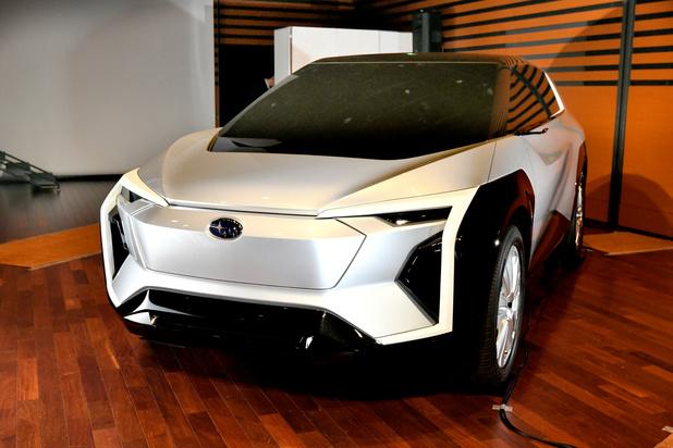 Subaru bevestigt elektrisch model