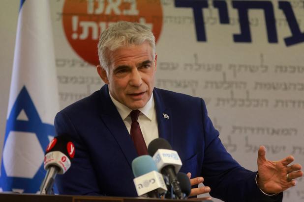 Yaïr Lapid, l'ex-star de la TV israélienne en passe de chasser Netanyahu du pouvoir (portrait)