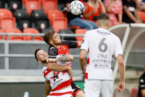 Seraing zet achterstand tegen Cercle Brugge om in 2-1 overwinning