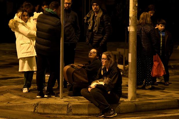 Aardbeving in Albanië: vier doden en meer dan honderd gewonden