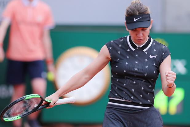 Simona Halep, tenante du titre, qualifiée pour le 3e tour de Roland-Garros