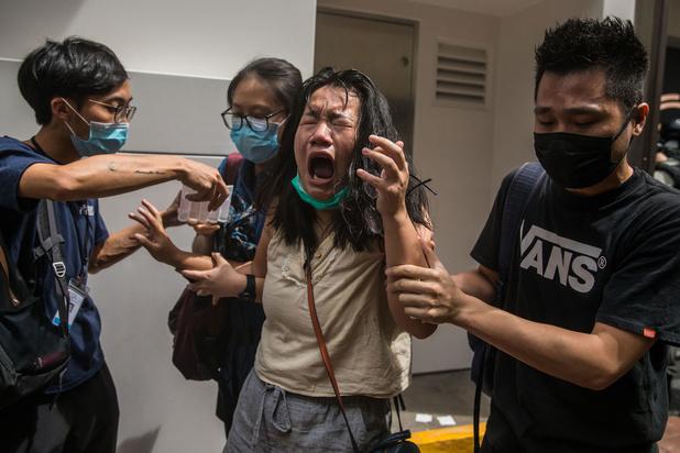 Eerste arrestaties onder nieuwe veiligheidswet in Hongkong