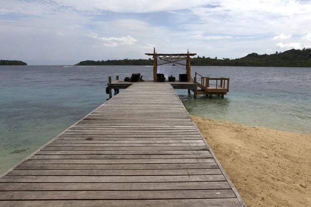 27 passagiers veerboot vermist na storm bij Salomonseilanden