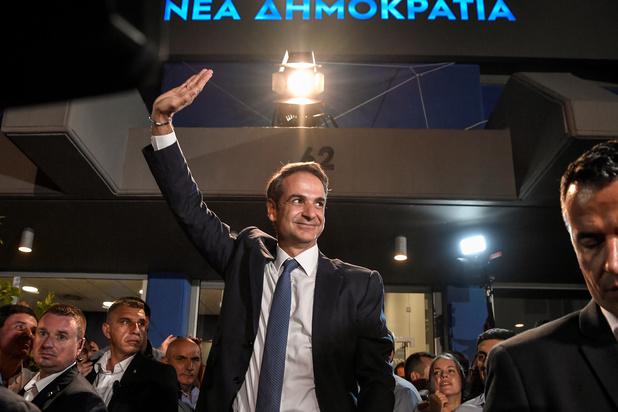 Nieuwe Democratie wint Griekse verkiezingen: Tsipras maakt plaats voor nieuwe premier Mitsotakis