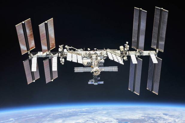 20 jaar ISS: klaar om Tom Cruise te ontvangen