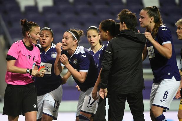 Anderlechtvrouwen uitgeschakeld in Champions League na verlies in Kazachstan
