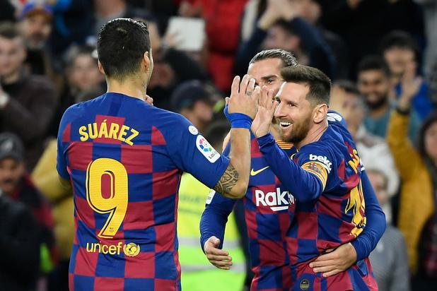 Barcelona voor eerste keer rijkste club ter wereld