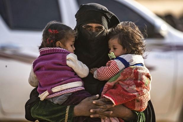 L'Etat doit aider dix enfants de combattants belges en Syrie à rentrer en Belgique