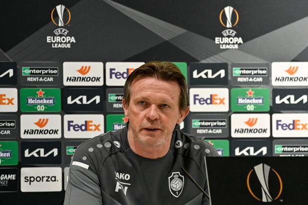 """Vercauteren: """"Antwerp-Rangers est important pour le football belge"""""""