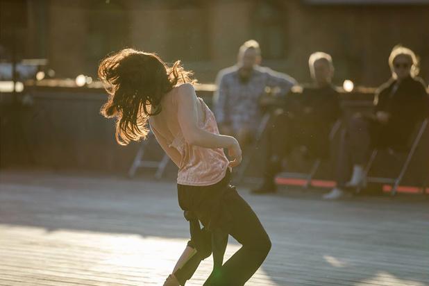 Déconfinement des scènes, jour 2: Charleroi Danse