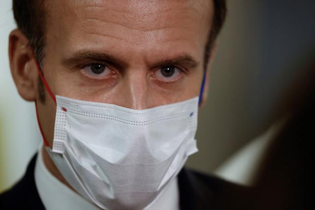 """Covid : Macron dit vouloir mettre fin à """"l'incertitude"""""""