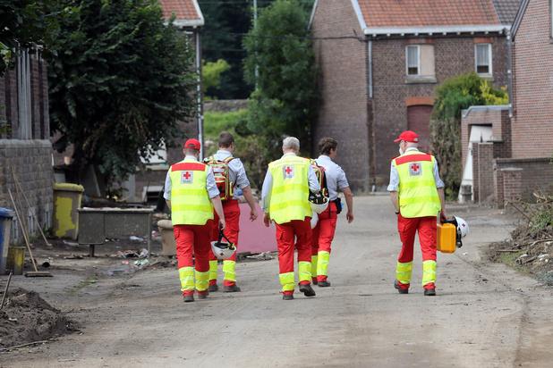 Rode Kruis verzamelde al 30 miljoen euro na overstromingen