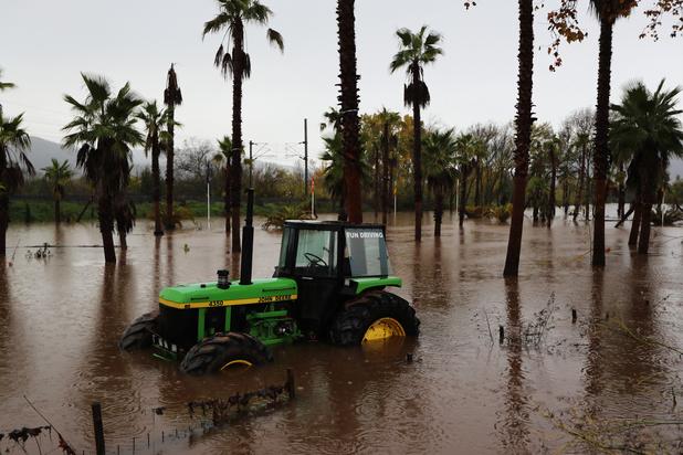 Overstromingen in Zuidoost-Frankrijk: twee doden en vermiste in Var