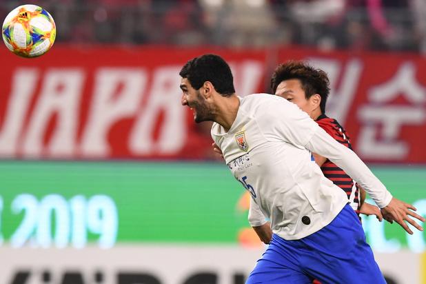 Le Shandong Luneng battu par les tenants du titre malgré un but de Fellaini