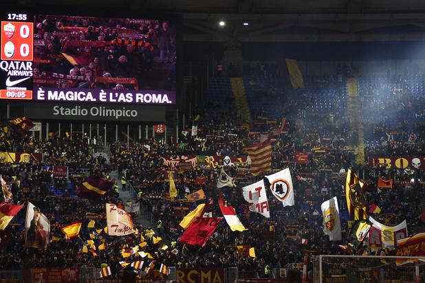 'Die eerste stappen in het Olympisch Stadion van Rome vergeet ik nooit'