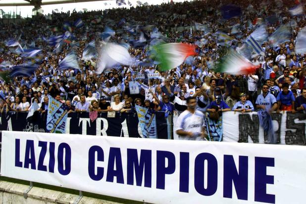 Ce jour-là : la Lazio décrochait son dernier scudetto