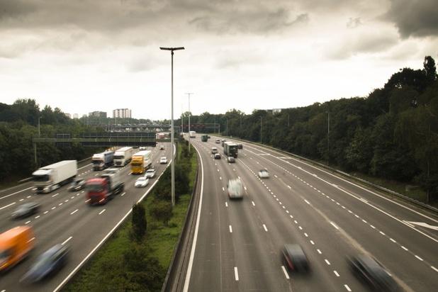 L'autoroute E19 fermée en direction de Breda à la suite d'un accident