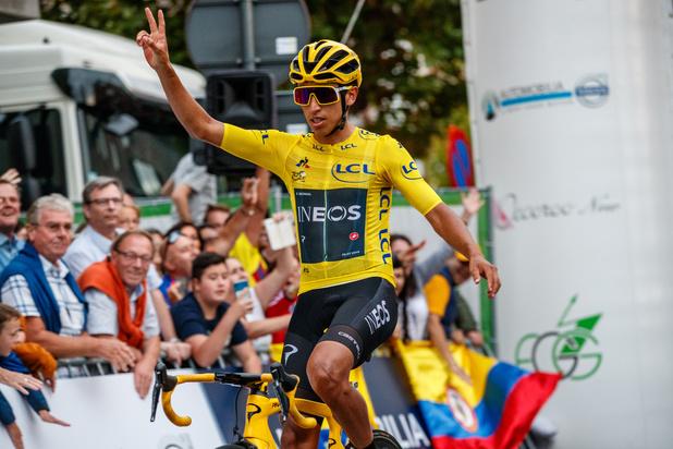 Egan Bernal s'impose au critérium d'après-Tour de Roulers