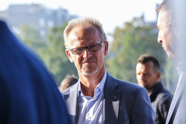 Lantis-directeur Luc Hellemans: 'Meermaals aangedrongen op communicatie over PFOS-vervuiling'