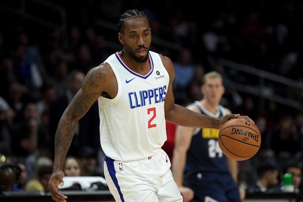 Eerste nacht NBA: kampioen Toronto wint moeizaam, Clippers winnen derby tegen Lakers