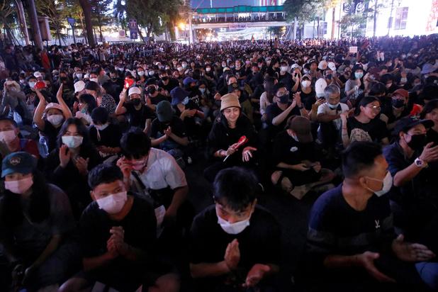 Stevent Thailand af op de zoveelste staatsgreep?