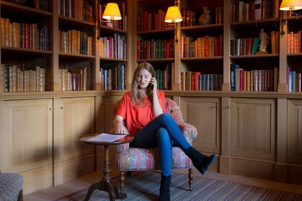 Prinses Elisabeth start in oktober studie History and Politics in Oxford
