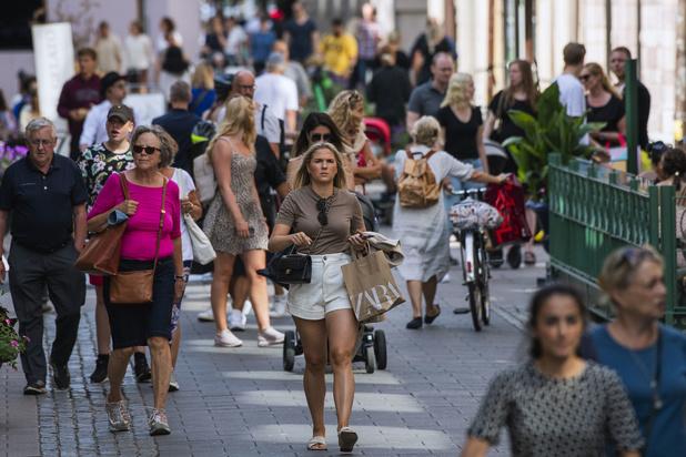 Zweedse corona-aanpak leidt tot meer sterfgevallen