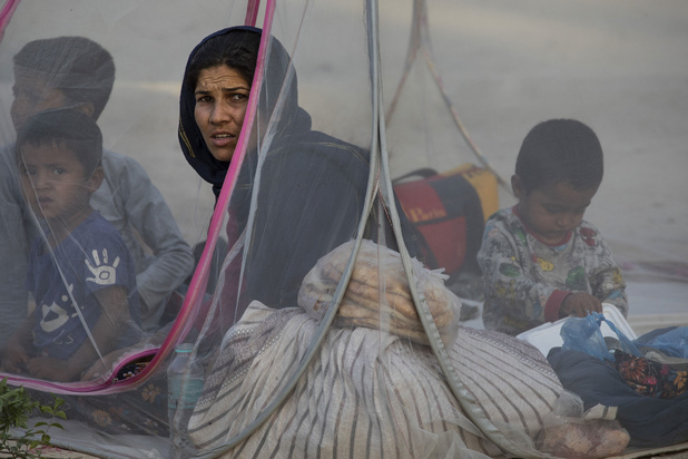 VN vrezen humanitaire ramp in Afghanistan