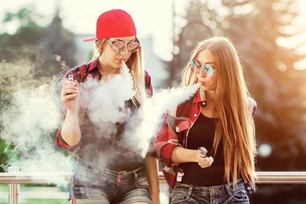 Les cigarettes électroniques ne poussent pas les jeunes vers le tabac