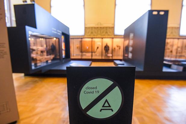 Les musées bruxellois dans l'incompréhension à la suite des nouvelles mesures