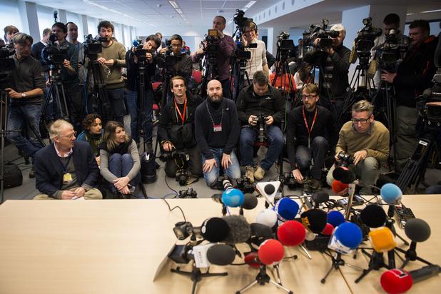 Helft van Vlaamse journalisten slachtoffer van agressie