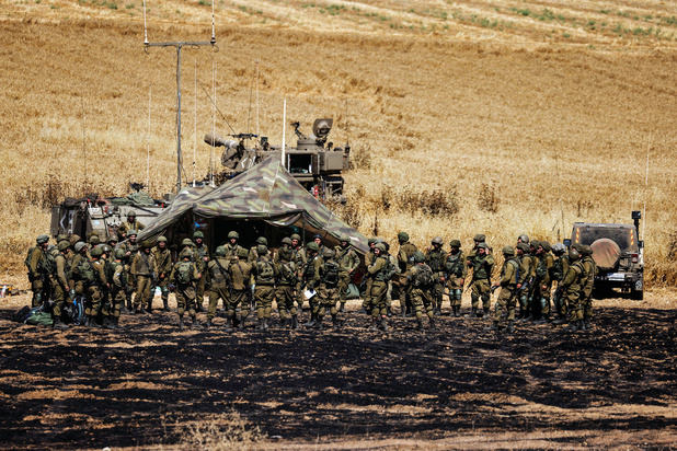 Israël pilonne la bande de Gaza