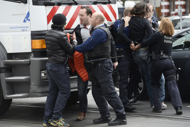 Importantes émeutes à Anderlecht, 25 personnes ont été arrêtées