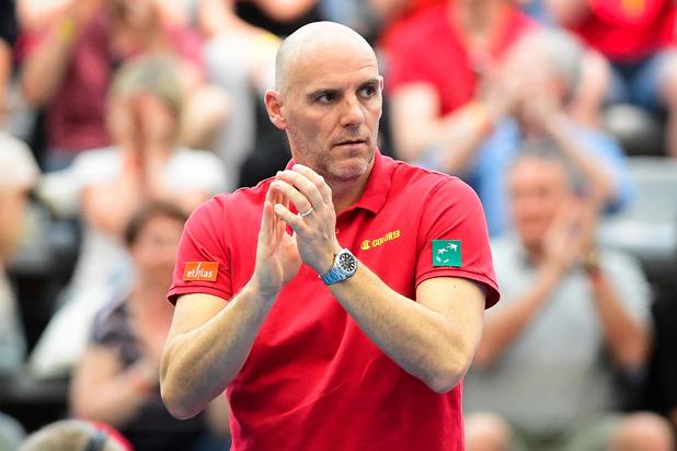 België trekt met Goffin naar finaleweek Davis Cup