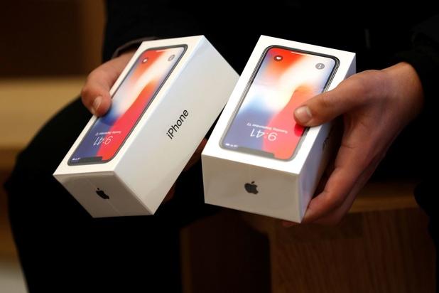 'Un fabricant chinois d'iPhone ne respecte pas les règles en vigueur'