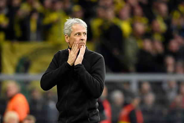 Borussia Dortmund leeft op een vulkaan