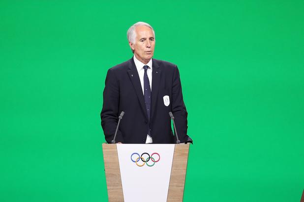 Voorzitter Italiaans olympisch comité: 'Racisme is minder erg dan een schwalbe'