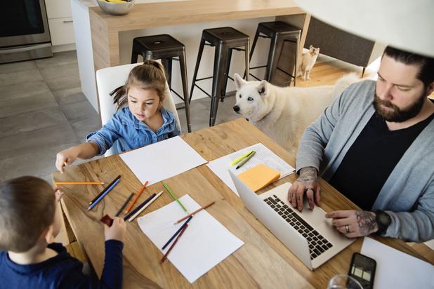 Onderwijsexpert: 'Ouders moeten geen leerkracht spelen'