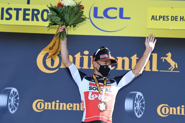 Le diable Ewan se faufile pour gagner la 3e étape du Tour de France